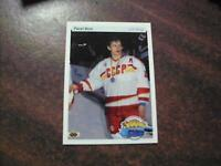 PAVEL BURE 1990 UPPER DECK HOCKEY , YOUNG GUNS ROOKIE CARD #526 TOP ROOKIE!
