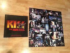 "KISS BOOK "" The Auction Paramount Studios Theatre Hollywood "" KISS Catalog Ltd."