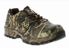 f7f155038972 Realtree Outfitters Copperhead Sneaker Mens Hiking Shoes Brown Camo 9.5 M
