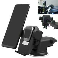 360 Mount Holder Car Windshield Stand For Mobile Phone GPS Samsung Accessories