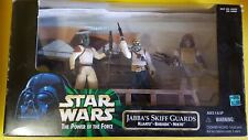 Star Wars POTF 2 - Cinema Scene Jabba´s Skiff Guards #POTFC84061