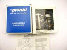 Pronto 10868 Carburetor Rebuild Kit 4BBL Rochester