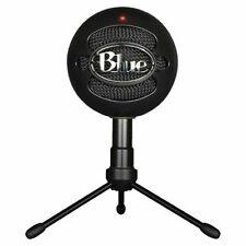 Blue Snowball iCE Professional USB Microphone Black NEW