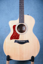 Taylor 214ce Koa Left Handed Acoutic Electric Guitar 2109188474