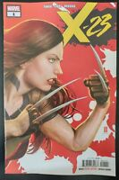 X-23 #1a (2018 MARVEL Comics) ~ VF/NM Book