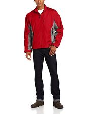 London Fog Men's Crawford Jacket, Red, L