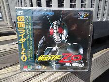 Masked Rider Zo (1994) Brand New Factory Sealed Japan Sega Mega CD Import Game