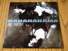 """Bananarama-Sólo Tu Amor 7"""" Vinilo PS"""
