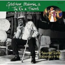 """THE/GETATCHEW MEKURIA & FRIENDS EX """"Y'ANBESSAW TEZETA"""" 2 CD NEW+"""