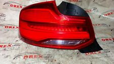 DAMAGE PARTS ONLY  BMW 2 series F23 F22 REAR PASSENGER SIDE LEFT TAIL LIGHT LED