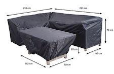 XL Gartenmöbel Schutzhülle für Lounge Set  Abdeckung Plane Haube wasserdicht