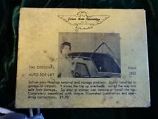 Vintage Lift for All Automobile Hard Tops