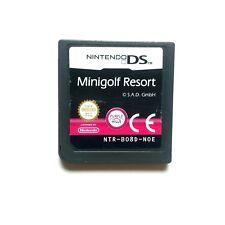 NDS Spiel Minigolf Resort für Nintendo DS