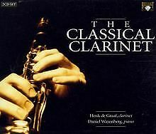 The Classical Clarinet 2-CD von Henk De Graaf | CD | Zustand gut