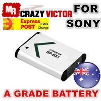 NP-BX1 Battery for Sony Cyber-Shot DSC-wx500 HX90V HDR-AS200V