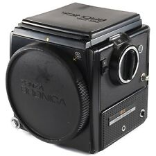 Zenza Bronica SQ 6x6 Body Medium Format Camera +split image screen +caps (571SP)