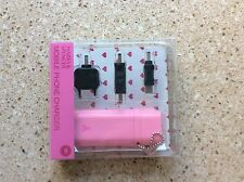 Mark & Spencers phone charger adapter pack