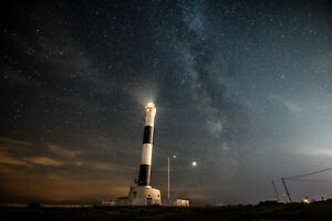 Dungeness Lighthouse and the Milky Way, Dungeness - Dirk Seyfried Photography