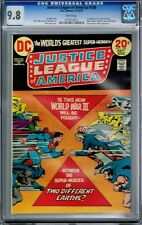 JUSTICE LEAGUE OF AMERICA #108 CGC 9.8 HIGHEST GRADED WHITE PAGES