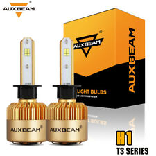 AUXBEAM H1 CSP LED Headlight Bulb Kit 72W 8000LM 6000K High Low Beam Fog Light