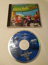 South Park Rally Game for PC TESTED windows ordinateur Racing