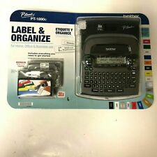 Brother Label Amp Organizer P Touch Pt 1890c Deluxe Home And Office New