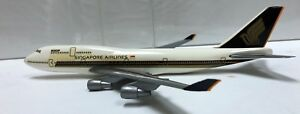 IMC Scale Model, Singapore Airlines Boeing 747-400, No Scale