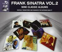 FRANK SINATRA - 9 CLASSIC ALBUMS 2 4 CD NEW+