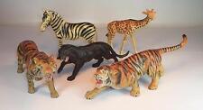 Elastolin / Lineol Masse Figuren Wildtiere Afrika Konvolut mit 12 Tieren #121