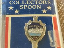 Souvenir Collector's Minneapolis MN Snow Shovel Land of 1,000 Lakes Made in USA
