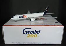 Gemini200 FedEx Boeing 777-200F  / Reg: N884FD / Item: G2FDX535