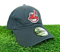 Cleveland Indians MLB Hat Baseball Cap New Era X-Large Fitted Corefit 49Forty