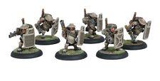 Warmachine - Mercenaries:Hammerfall High Shield Gun Corps PIP41023