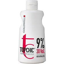 Goldwell Topchic Developer Lotion 9% 30 Vol 1 Litre