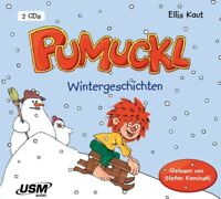 PUMUCKL - PUMUCKL WINTERGESCHICHTEN (2 AUDIO-CDS)  2 CD NEU