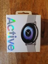 Samsung Galaxy Watch Active - Silver (SM-R500NZSABTU)