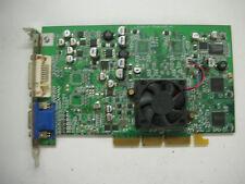 ATI FireGL 8700 109-90600-00 64mb VGA DVI-D AGP