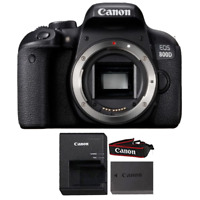 Canon EOS Rebel 800D / T7i 24.2MP Wifi NFC Digic 7 CMOS Digital SLR Camera Body