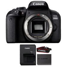 Canon EOS Rebel 800D / T7i 24.2MP Wifi NFC Digic 7 CMOS Digital SLR Camera Body
