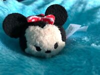The Disney Store Mini Tsum Tsum Plush Soft Toy Minnie Mickey Mouse And Friends