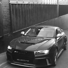 Audi A5 COUPE CONVERTIBLE WIDE Arch Body Kit A5 RS5 S5 Conversion AUDI A5 TUNING