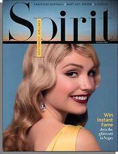 Southwest Airlines Spirit Magazine - 2007, August - Beatles Retrospective!