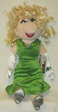 """DISNEY Store 16"""" Muppets MOST WANTED Miss Piggy Soffice/Giocattolo Peluche Bambola di pezza NUOVO CON ETICHETTA"""