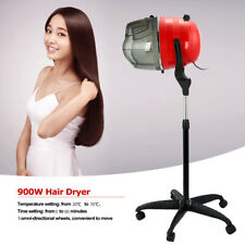 900W Hair Drying Machine Hooded Equipment Stand for Hairdressing Salon Tool B6I5