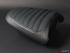 HARLEY DAVIDSON XR1200 2008-2012 PASSENGER  SEAT COVER COVERS  LUIMOTO