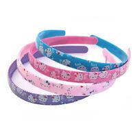 Whole Sale - 20 x Hello Kitty Design Headband Pink / HotPink / Blue / Purple