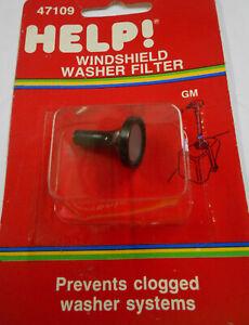 Dorman Help 47109 Windshield Washer Fluid Reservoir Filter - GM #3986821
