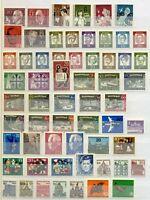 Berlin Sammlung 1960-1990 kpl., ohne C/D Werte postfrisch MNH