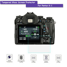 9H Tempered Glass Screen Protector Film for Pentax K1 K-1 Camera Accessories