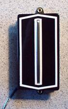 New humbucker size blade style single coil pickup- electric guitar Pete Biltoft